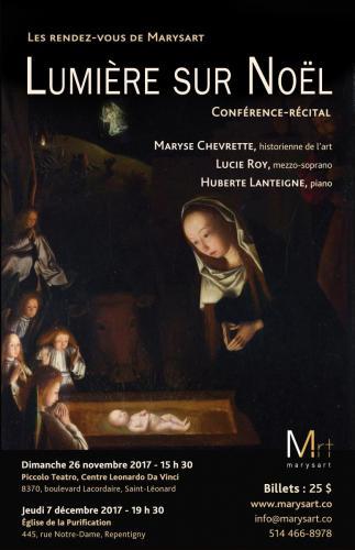 Marysart : Lumière sur Noël 2017