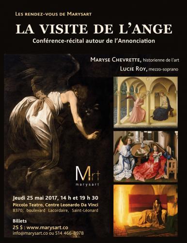 Marysart : La visite de l'ange